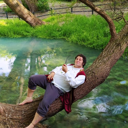 Relax sul fiume